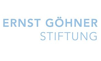 Logo der Ernst Göhner Stiftung